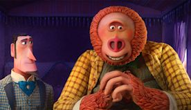 Why 'Missing Link's' Title Character Was One of Laika's Biggest Challenges