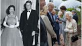 Photos show the Queen with the 13 US presidents she's met in her lifetime