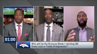 AFC West training camp storylines to watch 'NFL Total Access'