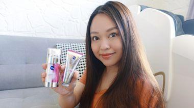開箱試用NIVEA雙效淡斑透白精華及防曬修護霜,告別頑固色斑! | Girlssss 女生日常 - 分享快樂正能量