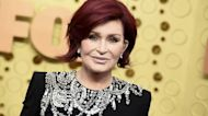 Sharon Osbourne talks with Bill Maher after her exit from 'The Talk'
