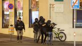 Gunmen kill two in 'terror attack' in Vienna, manhunt launched