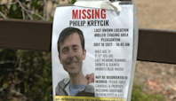 Search for missing Berkeley man Philip Kreycik continues