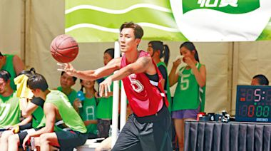 《明星運動會》箭術籃球開賽