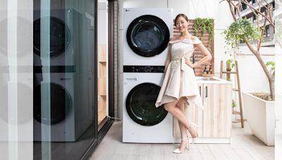 2021 LG跨世代AI智慧衣物護理設計!LG WashTower™ AI智控洗乾衣機 洗乾護家電新革命