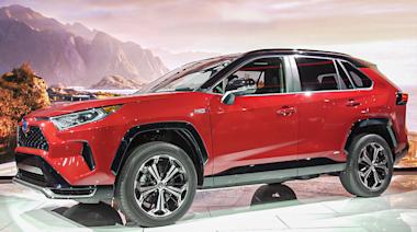 Toyota RAV4 Prime: A PHEV with serious power