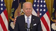 Biden: Coronavirus is 'a pandemic of the unvaccinated'
