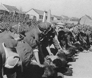 紅軍長征逃亡前 大屠殺真相(組圖) - 裴毅然 - 紅朝歲月
