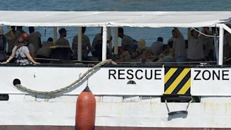 Over 170 refugees feared dead after dinghies capsize in Mediterranean