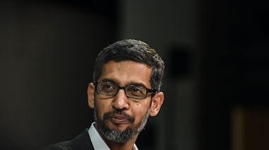 How a secret agreement with Google's cofounders is putting CEO Sundar Pichai's leadership to the test