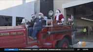 Madison, New Jersey, Reimagines Annual Christmas Parade With Social Distancing, COVID Safety In Mind