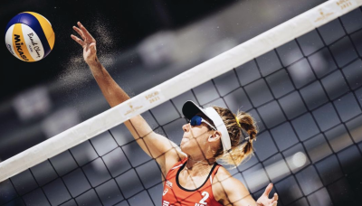 ... Full TV & Streaming Schedule: How To Watch Everything On NBC & Peacock, Including Team USA In Women's Beach ...