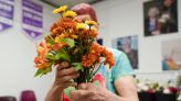 Flowers never last. A Tampa Bay group gives them a final gasp.