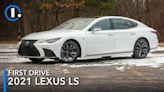 2021 Lexus LS First Drive Review: Odd Priorities