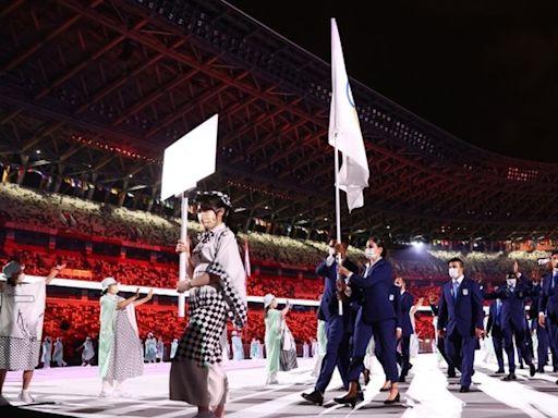 東京奧運:三個不能用自己國家名字參賽的代表隊