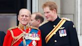 Prince Harry and Prince Charles Reminisce on Prince Philip's Grandfatherly Advice and Sharp Wit