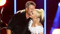 Blake Shelton Introduces Wife As 'Gwen Stefani Shelton' For Surprise Duet Performance