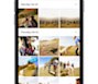 This product image provided by Google shows the search feature of the Google Photos mobile app. Google's new service for organizing and backing up images blends some of the best of what Apple and ...