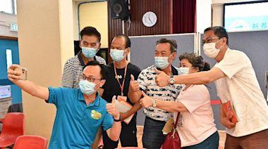 外展隊赴沙頭角 為200名街坊接種科興疫苗
