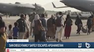 San Diego business owner makes it out of Afghanistan