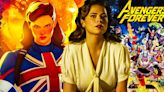 Marvel Is Planting The Seeds For Peggy Carter To Return To The Live-Action MCU