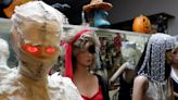 Halloween stores popping up everywhere - even right behind you
