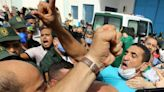 Two Algerian opposition figures arrested ahead of elections