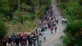 US-bound migrant caravan forced to sleep on highway amid Guatemala crackdown