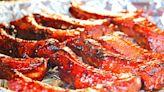 【美食天堂】蜜汁叉燒排骨做法~外焦香裡軟嫩