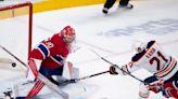 Oilers Canadiens Hockey
