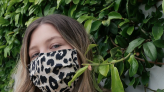 Need a mask? These stylish cloth face coverings are effective — and in stock