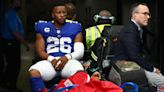Giants lose Barkley, Jones, Golladay to injuries