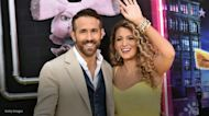 Ryan Reynolds says he asked Blake Lively to buy a house with him just weeks into relationship