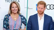 Katie Couric Reveals That Prince Harry Smelled Like Alcohol and Cigarettes During 2012 Interview
