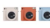 富士軟片推出「馬卡龍色」拍立得相機!極簡正方形外觀、搭載自拍模式超強對焦必須入手
