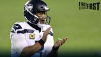Brandon Marshall: 'Russell Wilson is about to be a Seattle Seahawk for a long time' | FIRST THINGS FIRST