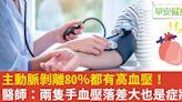 「隱形殺手」悄悄找上門!主動脈剝離八成血壓有問題,中醫如何保健防病?