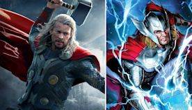 10 Thor Mannerisms From The Comics Chris Hemsworth Nails