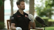 Romain Grosjean: I was thinking, I'm dead