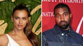 'Always Something There': Irina Shayk Responds to Kanye West Romance