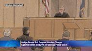 George Floyd Case: Judge Keeps Derek Chauvin's Most Serious Murder Charge, Drops 3rd-Degree Murder