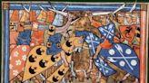 以色列業餘潛水員眼尖發現地中海古劍 原主是900年前的十字軍戰士