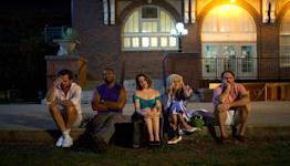 UK grad's new movie is an '80s class reunion, John Hughes style