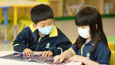 宣道會劉平齋紀念國際學校 寓學於玩培養全人發展 校長:有玩耍、有參與,就有可能!   國際課程