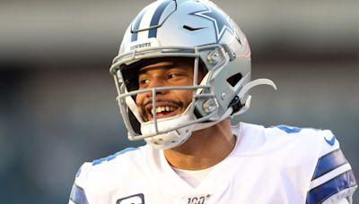 Cowboys Fans Get 'Encouraging News' With Dak Prescott