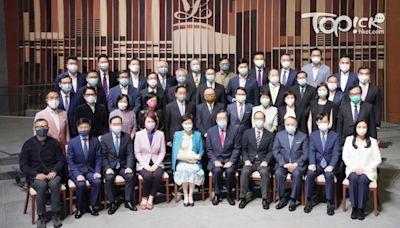 梁君彥稱今屆議會如五味人生 引用姜濤歌曲作總結 - 香港經濟日報 - TOPick - 新聞 - 政治