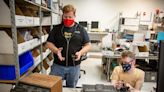Playing vintage video games is part of the job for these Goodwill techs