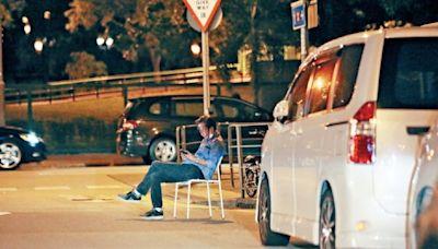盤踞九龍城三旺街 泊車黨霸街錶 無本生利 月賺二百萬