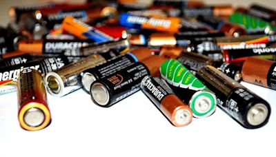 只剩4天! 拿「0.5公斤廢乾電池」到超商享11元折抵回饋