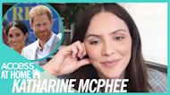 Katharine McPhee Says Prince Harry & David Foster Are 'Like Father & Son': It's A 'Beautiful Relationship'